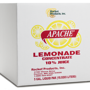Apache Lemon 10%