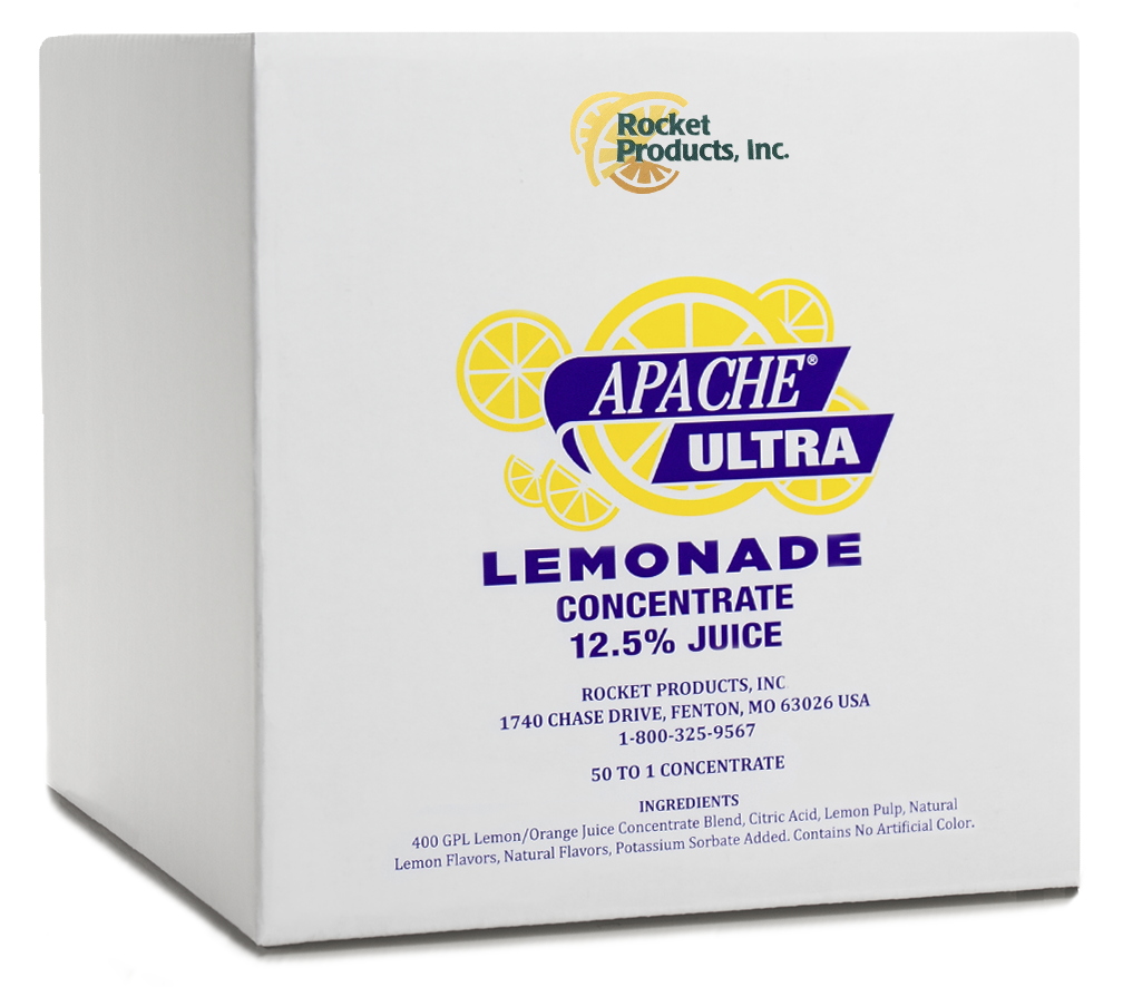Apache Ultra Lemonade