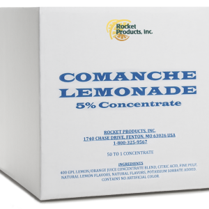 Comanche Lemon 5%