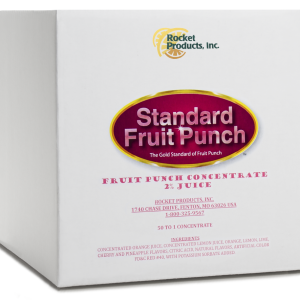 Standard Fruit Punch 2%