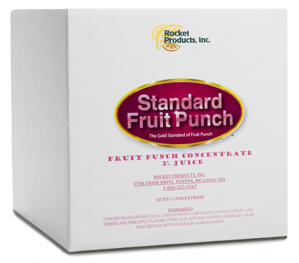 Standard Fruit Punch