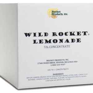 Wild Rocket Lemon 5%