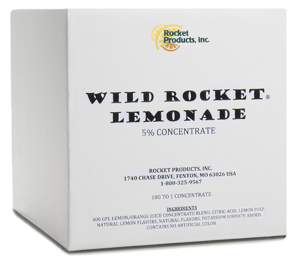 Wild Rocket 5 Lemonade