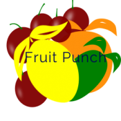 fruit with text 1